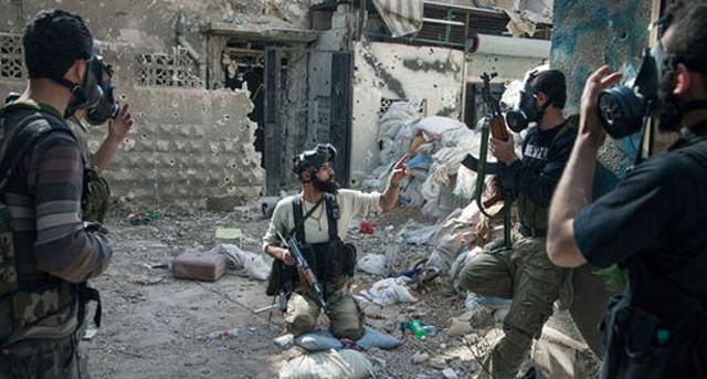 gas toxico guerra siria