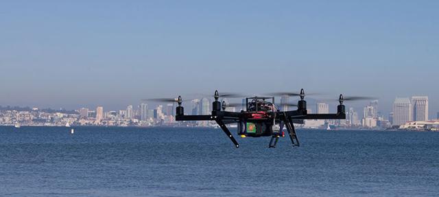 mexico drones