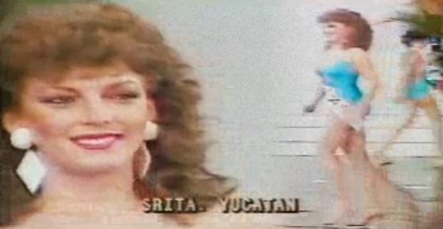 miss yucatán 1984