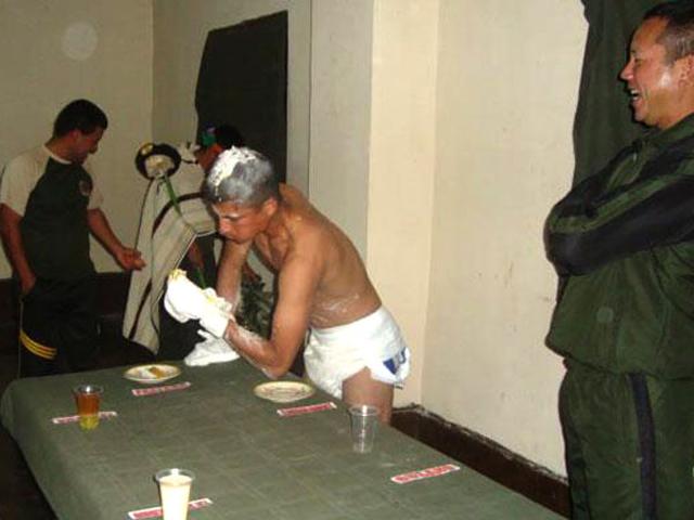 soldados pañales bebes peruanos