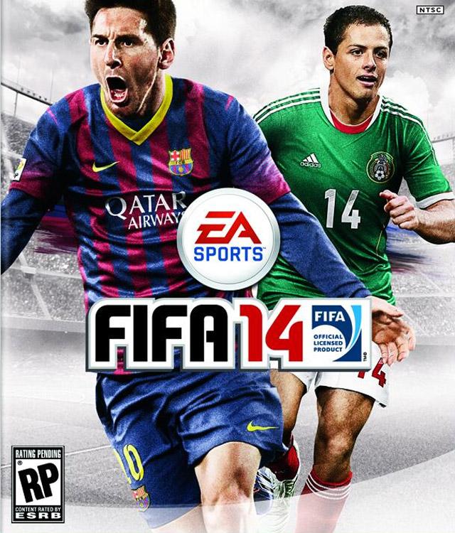 FIFA-14-Chicharito-y-Messi