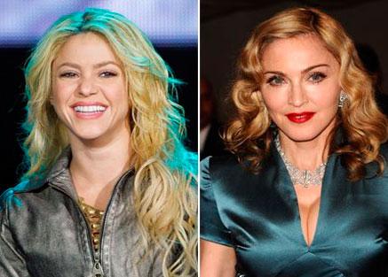 Madonna- Shakira IQ MENSA