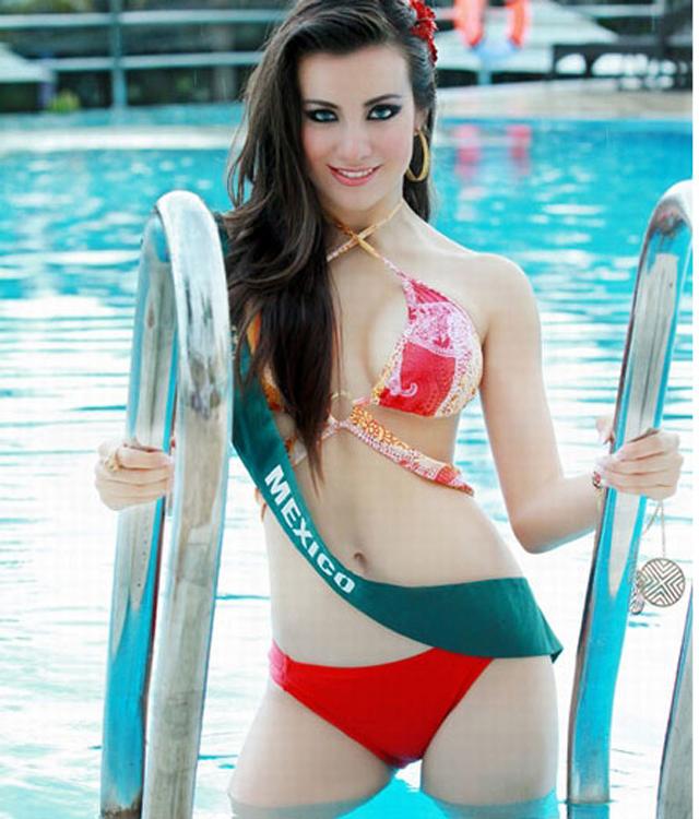 e03921d48bdc Miss Mundo elimina la competencia de bikinis en Indonesia