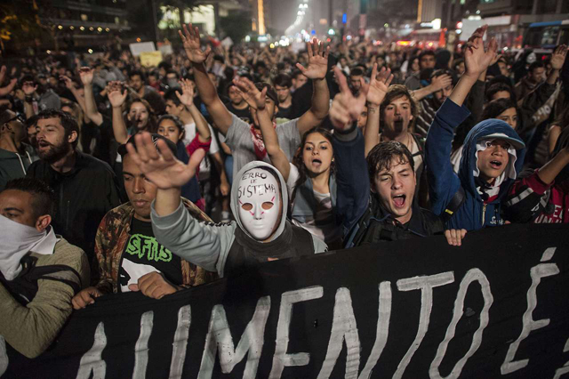 BRAZIL-TRANSPORT-STUDENTS-FARES-DEMO