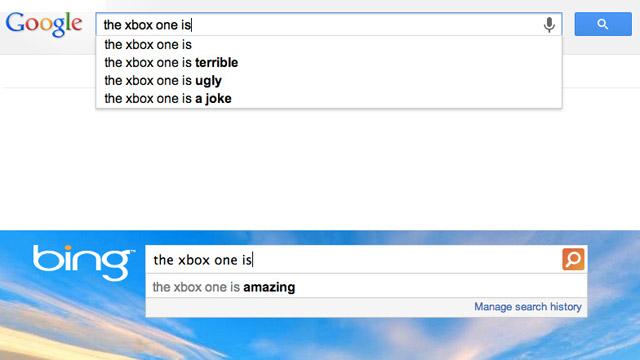 Xbox-One-en-Google-y-Bing