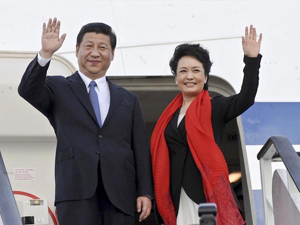 Xi Jinping, Peng Liyuan