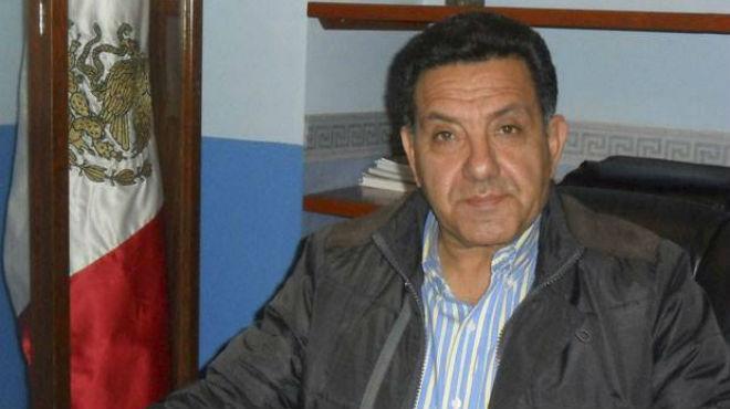 alcalde Francisco Pedroza, Alcalde de Ocampo