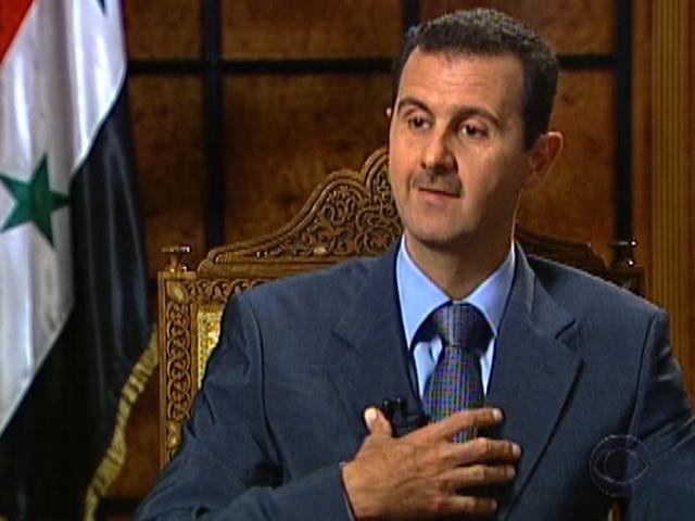 bashar-al-assad siria guerra armas quimicas francia inglaterra estados unidos ayuda armada rebeldes