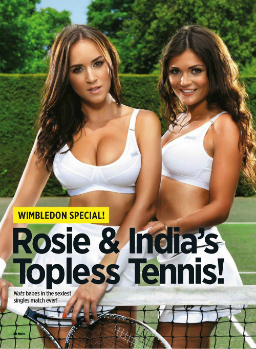 chicas tenis 9