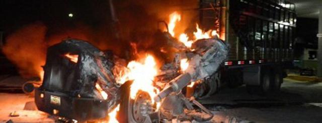 incendio gasolinera michoacan