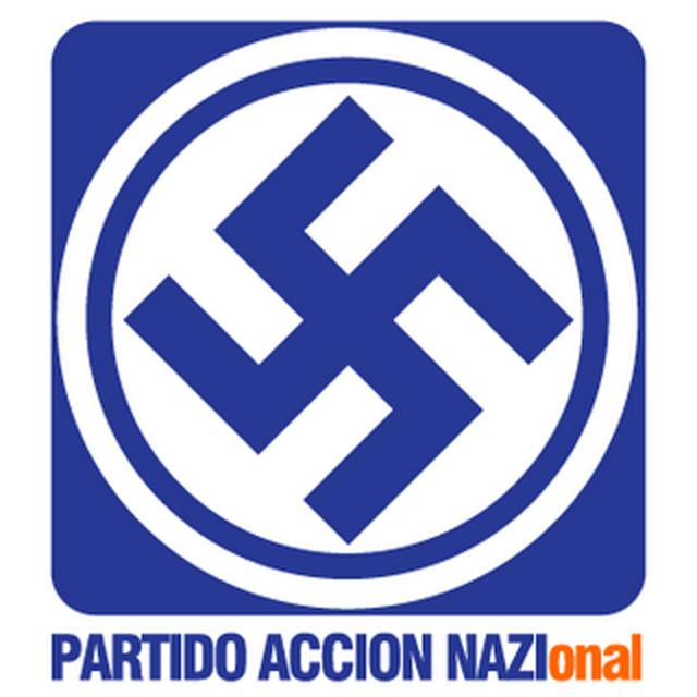 pan_nazi PARTIDO ACCION NAZIONAL