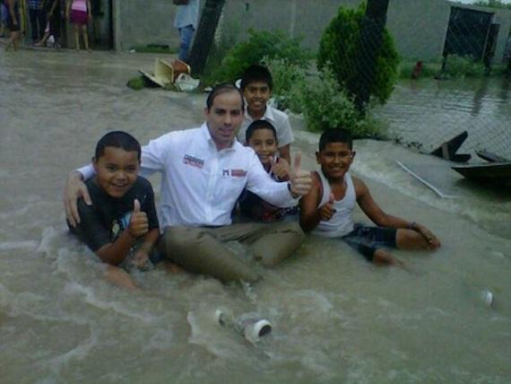 puron inundado