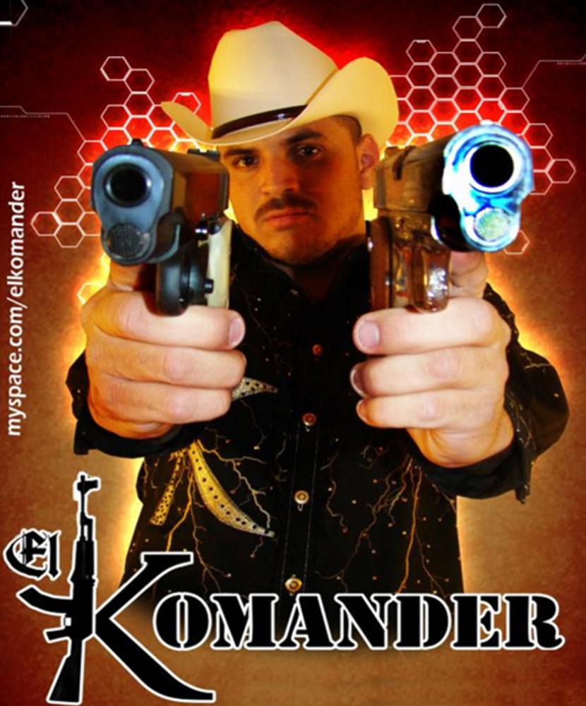 Alfredo Ríos El Komander