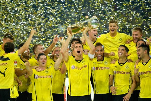 Borussia Dortmund Campeón