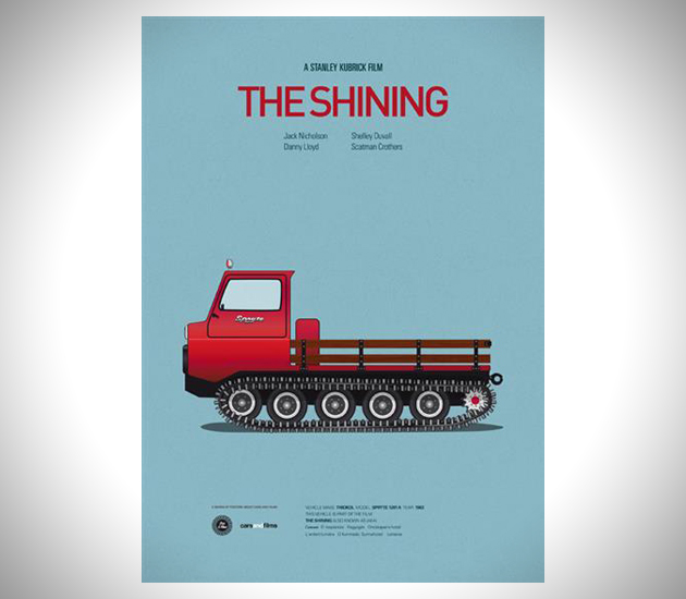 Iconic-Cars-and-Films-Posters-7
