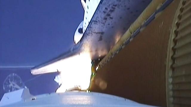 Lanzamiento-transbordador-espacial