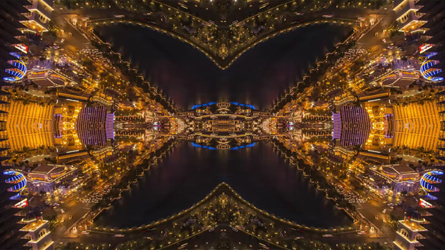 Mirror-City-timelapse