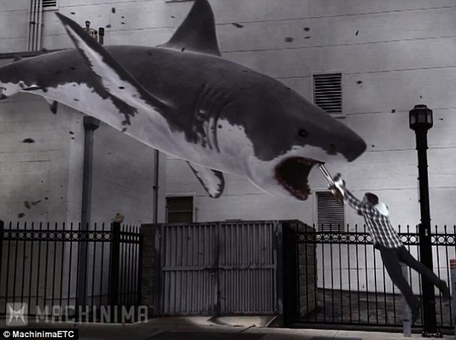 Sharknado2