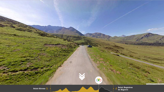 Tour-de-France-en-Google-Maps