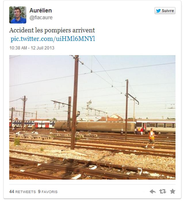 accidente tren paris