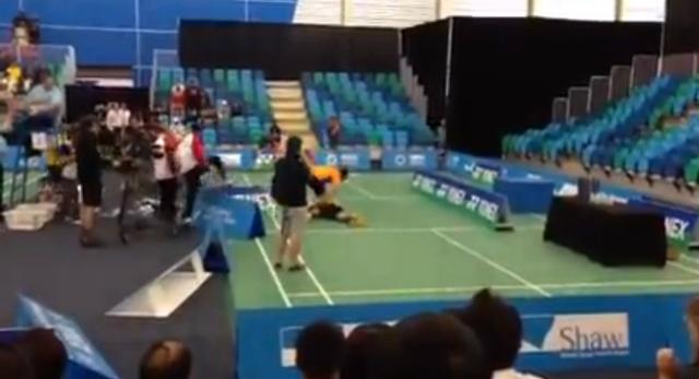 badminton trancazos