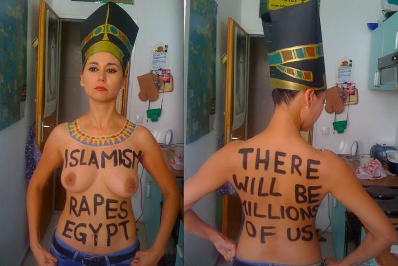 femen egipto