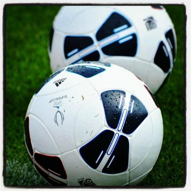 balon supercopa uefa