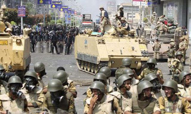 estado de emergencia egipto