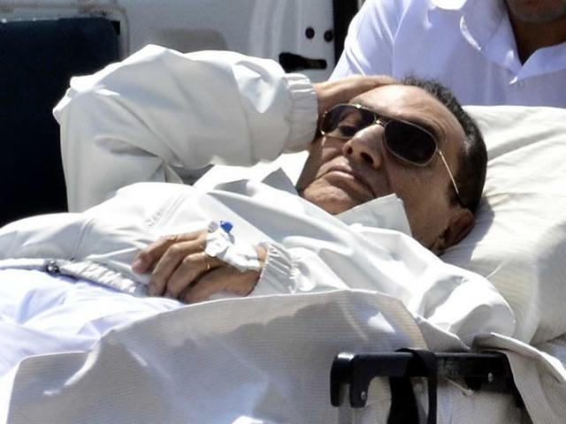mubarak libertad