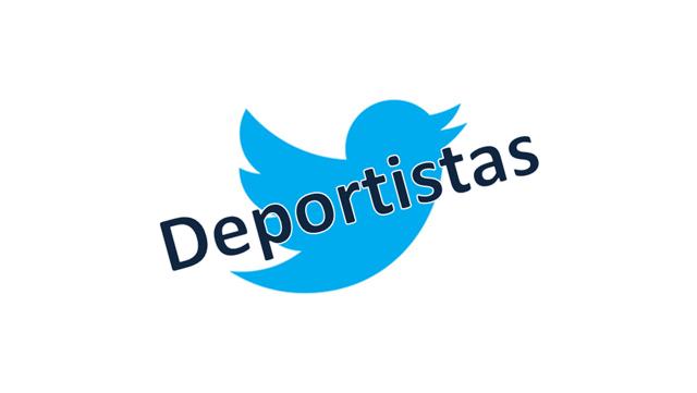 twiiter deporte