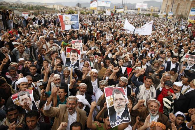 viernes de ira egipto