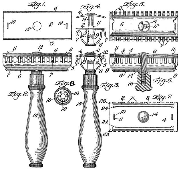 Patente-Gillete