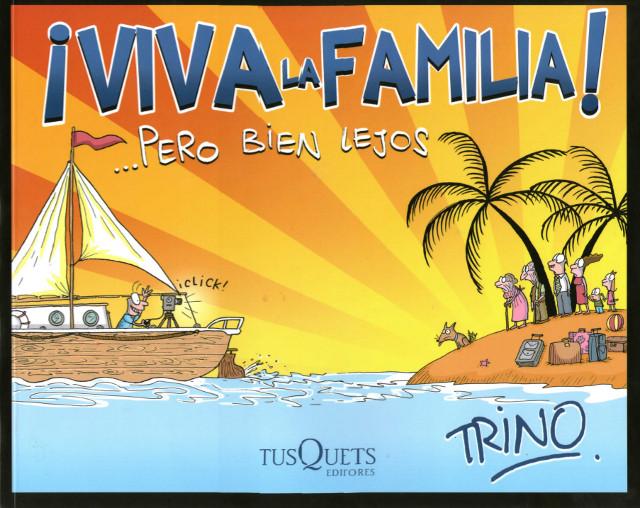 Portada Viva la familia 015
