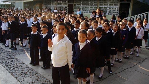 niños mexico educacion