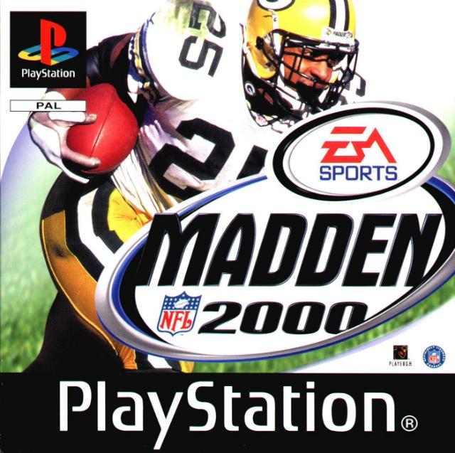 portada madden 2000