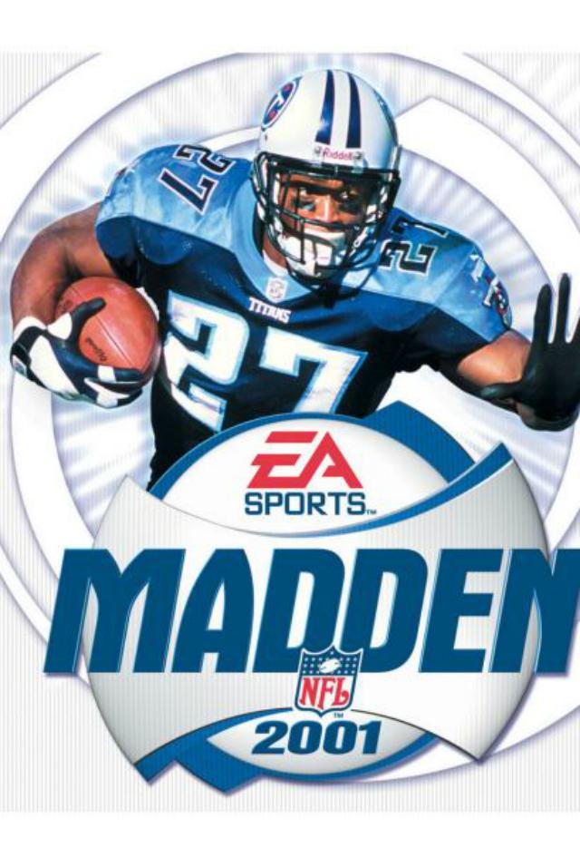 portada madden 2001