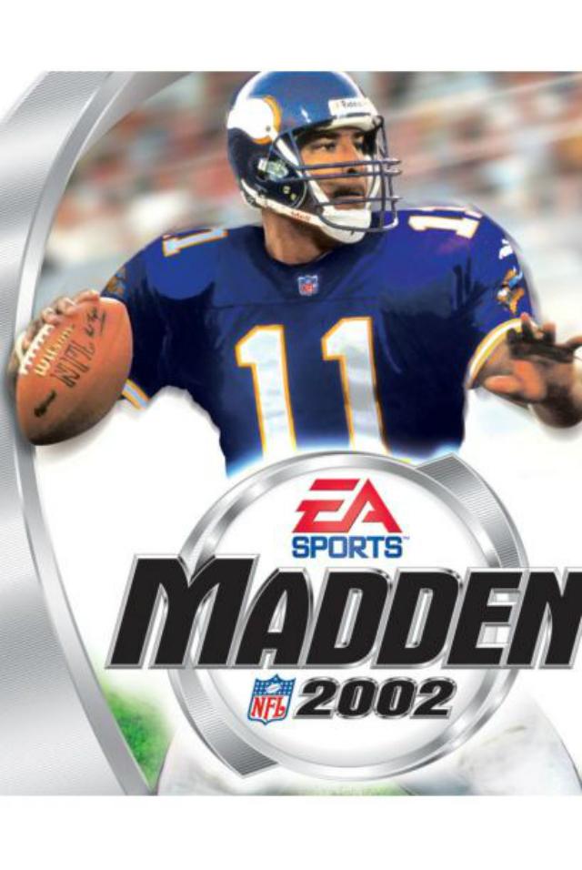 portada madden 2002