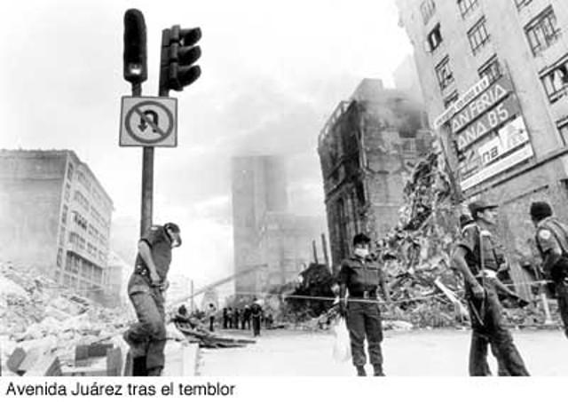 Macro Simulacro A 28 Años Del Terremoto Del 85 Galería De Fotos