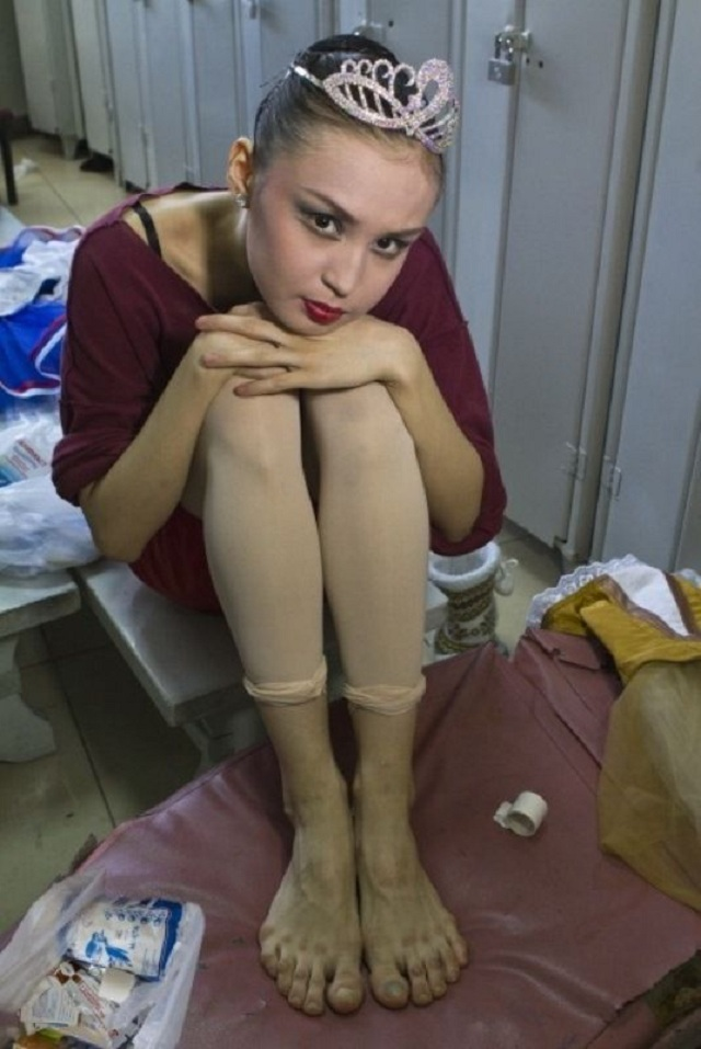 Ballet pies1
