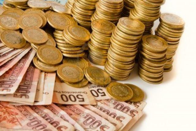 dinero billetes pesos