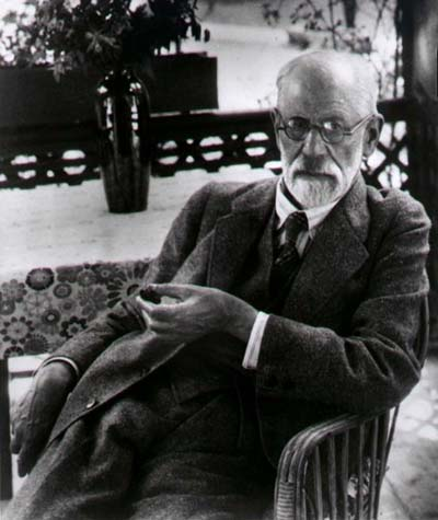 FILE PHOTO OF SIGMUND FREUD FROM 1929.