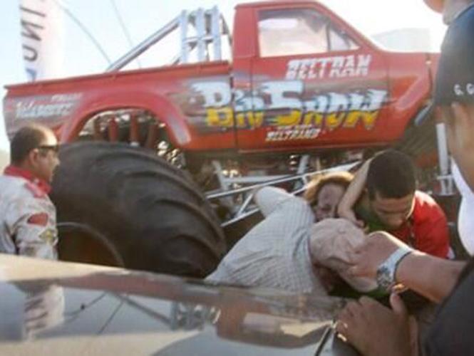 monster truck chihuahua