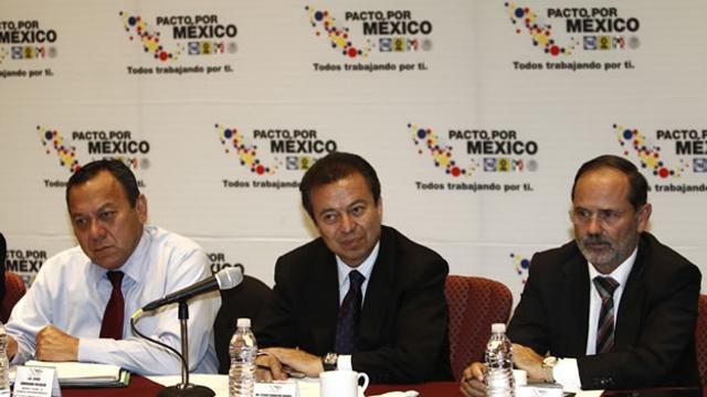 politicos viejos mexico