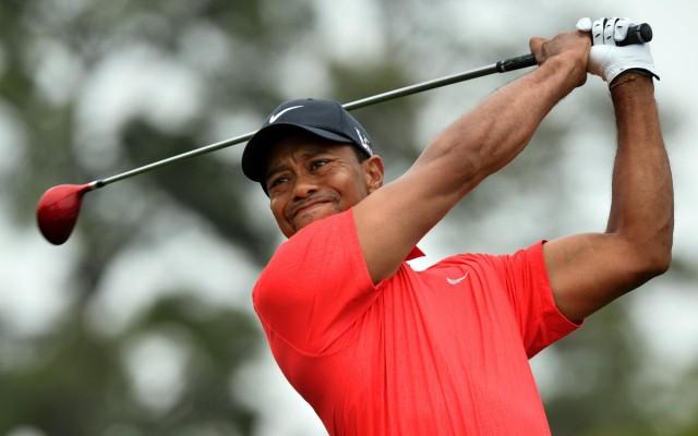 Tiger Woods hoyo imposible