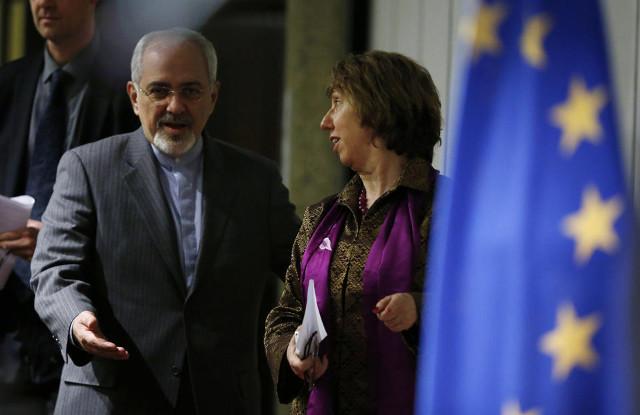 Irán Occidente