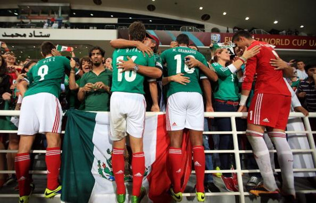 Mex subcampeon