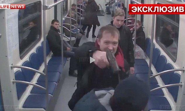 agresion metro de rusia