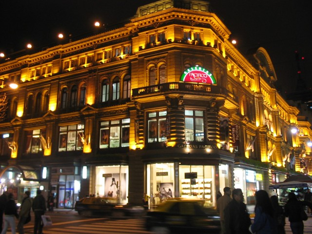 buenos aires shoping