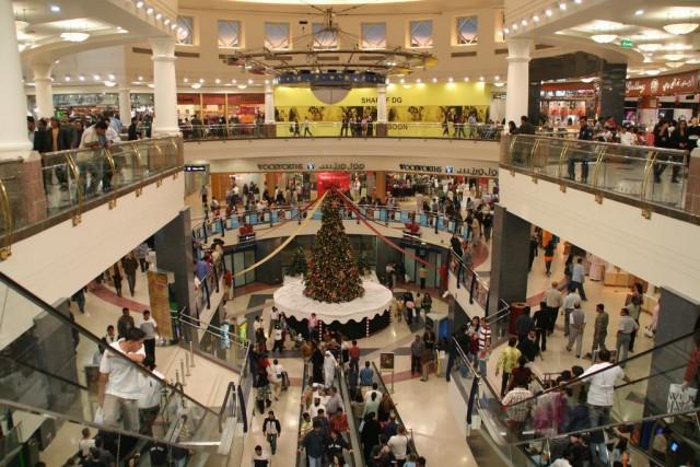 dubai shoping