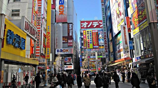 tokio shoping
